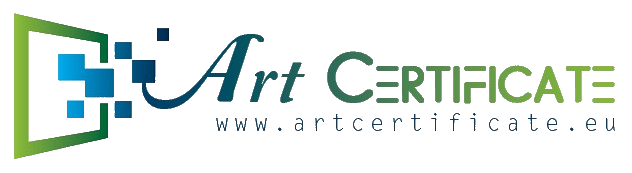 ARTcertificate.eu -  Certificate of Authenticity - Certificate of Authenticity for Artwork and Artists..