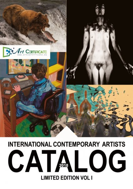 INTERNATIONAL CONTEMPORARY ARTISTS - EDITION LIMITÉE VOL I