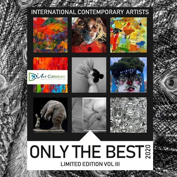 INTERNATIONAL CONTEMPORARY ARTISTS - EDITION LIMITÉE VOL III