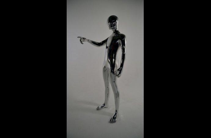 NICOLAS DOBKINE<br />L'être Humain est un démiurge, mais il est incapable de contrôler ses créations