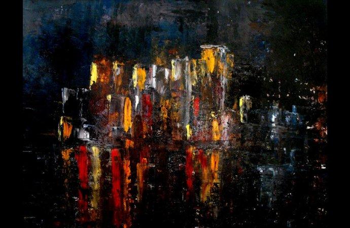 PIERRE-PAUL MARCHINI<br />L'art de faire jaillir la lumière pour faire taire les ténèbres