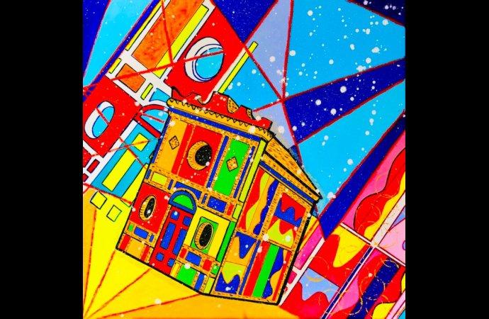 CHANTERAX<br />C'est la couleur qui crée le pouvoir expressif