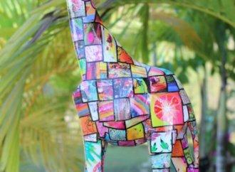 SIBERIL REY<br />Transmettre des sentiments et offrir du bonheur en couleur
