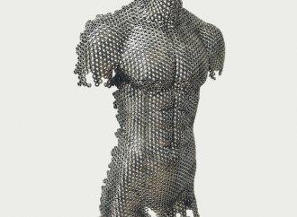 BYSTEFANO<br />Sculptures en métal, écrous ou Perles d