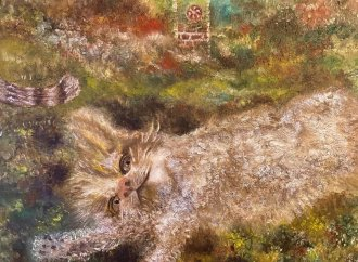 TAGOQUI<br />Artiste  Peintre Art brut