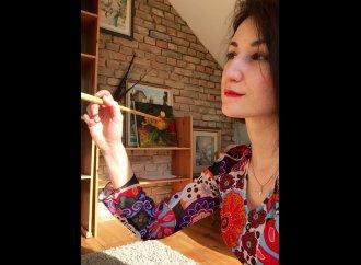 OLENA KUDRIACHENKO<br />Je veux raconter beaucoup de choses à ce monde