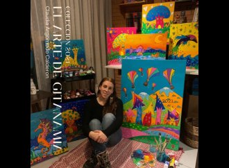 CLAUDIA ARGOMEDO<br />GitanaMia : artiste chilienne aux multiples facettes