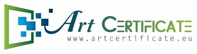 Artcertificate