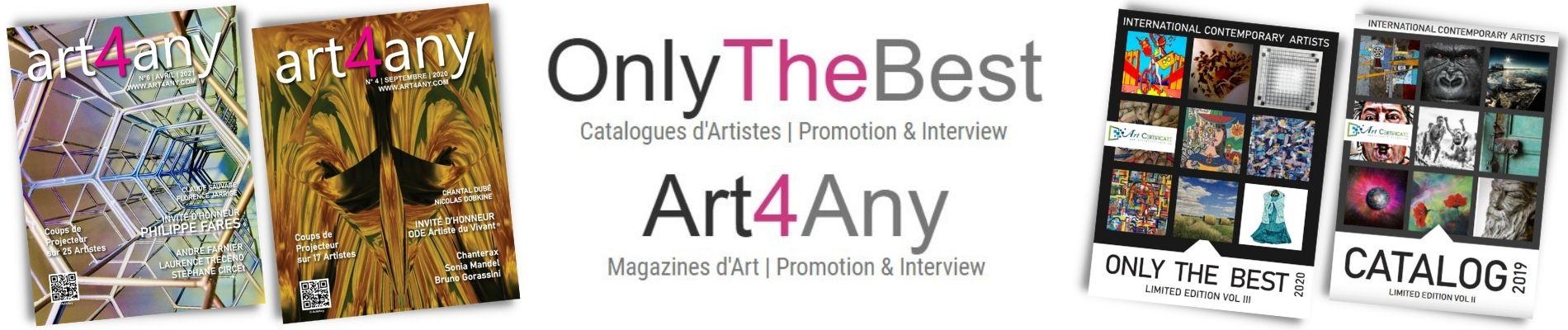 Promotionnez votre Art et faites-vous connaitre avec Artcertificate !