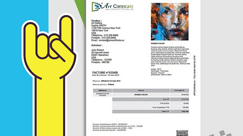 SALES INVOICE <br /> For Your Buyers
