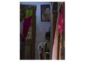 Couturier et Dame Inde