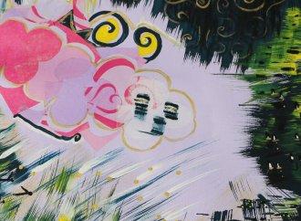 Graffitia under the rainbow