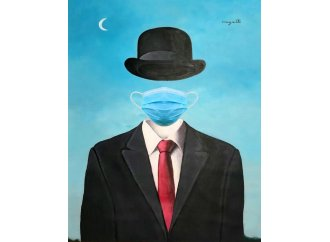 Magritte Tribute COV19