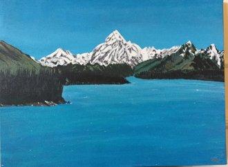 Mont Cook NZ