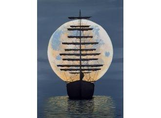 Voyage avec la Lune