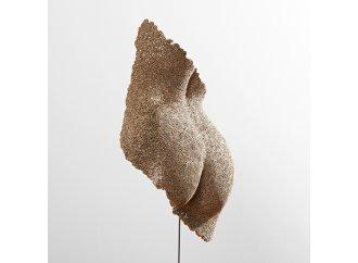 Erell - Sculpture en dentelle de carton