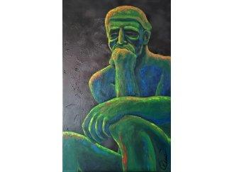 Le Grand Penseur de Rodin