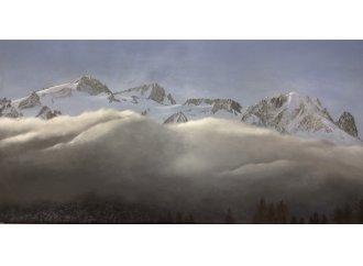 Glacier des Grands, Aiguille Verte