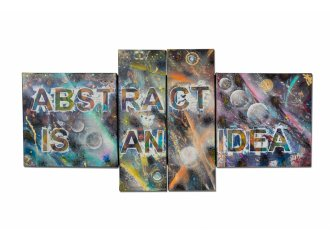 ABSTRACT IS AN IDEA