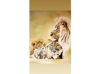 Le lion et sa tribu