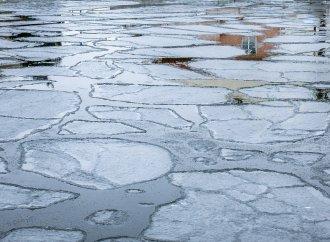Miroir dans la glace