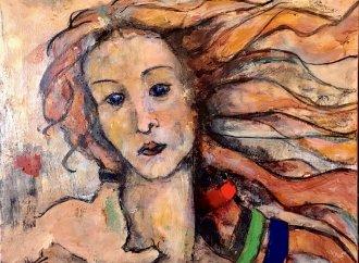 Vénus (d'après Botticelli)