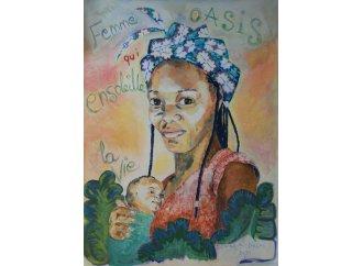 Femme oasis