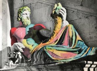 Statue des fleuves #2