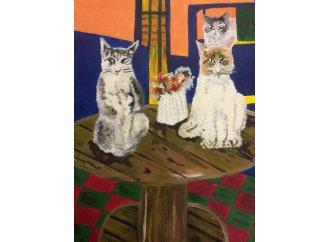 Les chats du Sirleny Montés.