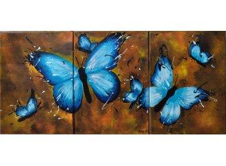 Papillon Tryptique