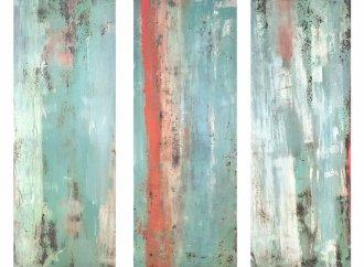 Bleu chalut (peinture sur tôle d