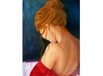 La femme au rubis