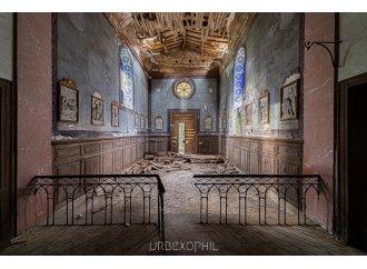 Chapelle du domaine -  Crise de Foi ( :- )
