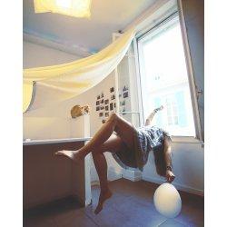 Levitation au ballon