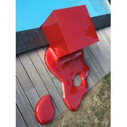 Cube fondu