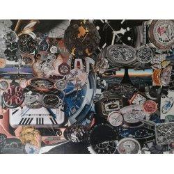 Collage Le Temps