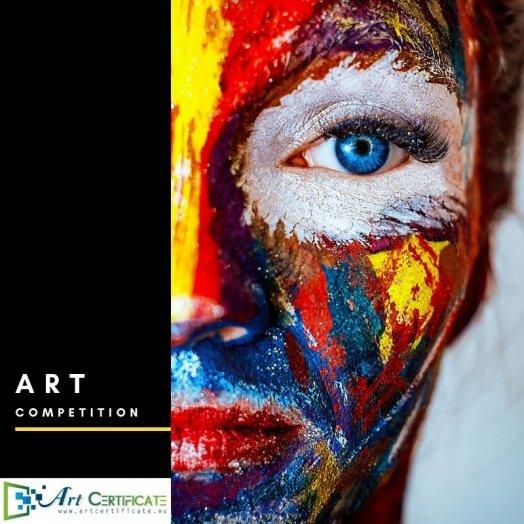JE VEUX PARTICIPER<br />AU CONCOURS D'ART