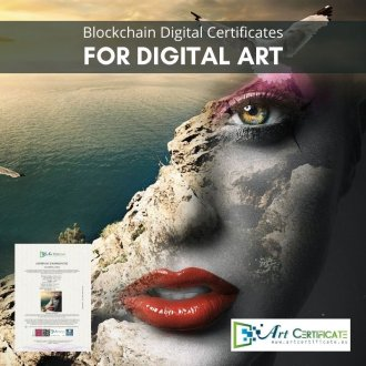 Blockchain for art