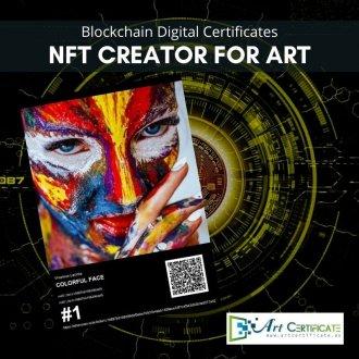 NFT CREATOR for Art